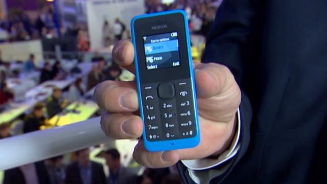 Nokia presenta un celular con una batería que dura hasta 35 días