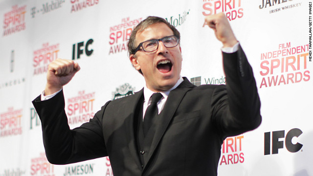 'Silver Linings Playbook' wins big at Spirit awards