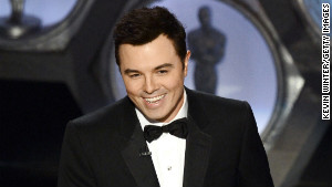 Sorry, Seth MacFarlane, not everybody loved you