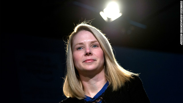 How Marissa Mayer writes her own rules