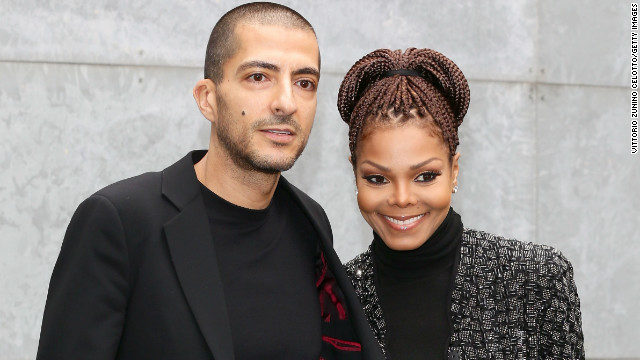 Janet Jackson, Wissam Al Mana are married