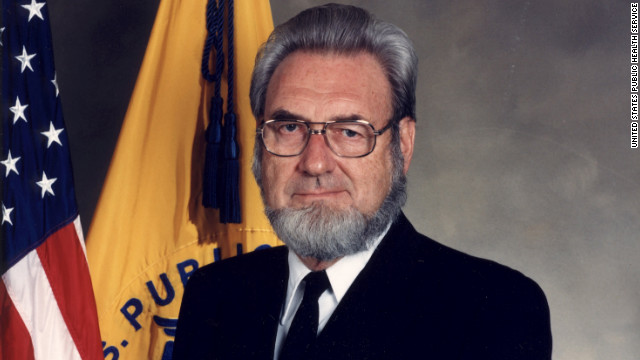 Former U.S. Surgeon General C. Everett Koop died on February 25. He was 96. Koop served as surgeon general from 1982 to 1989, under Presidents Ronald Reagan and George H.W. Bush.