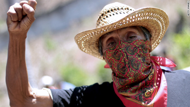 Acapulco se une al movimiento de autodefensas en México