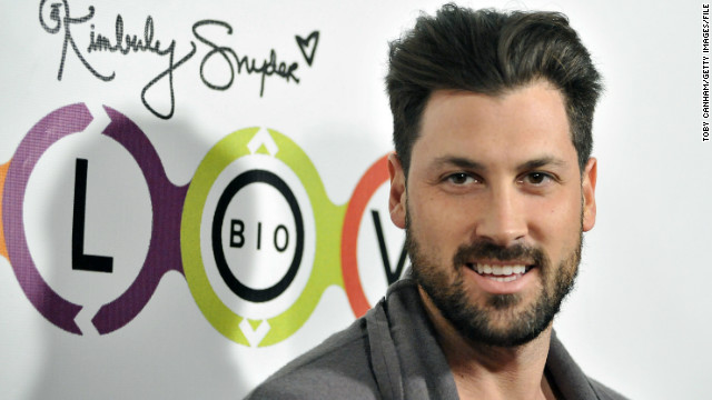 'DWTS' reveals new cast as Maks confirms he's out