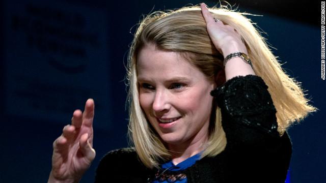 Marissa Mayer gana 6 millones de dólares durante su primer año en Yahoo
