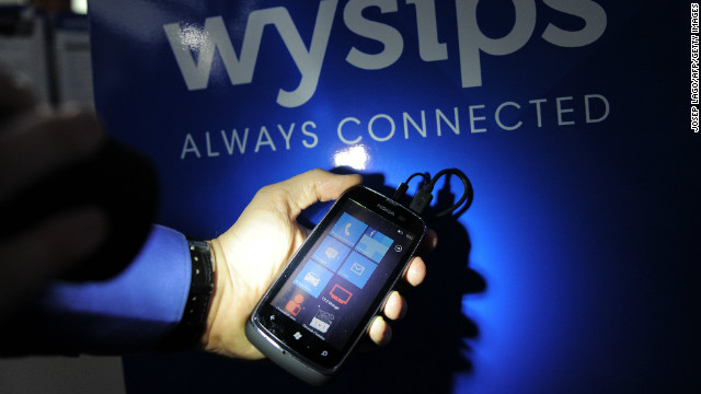 French start-up Wysips has developed a transparent film (costing just over one dollar to make) that could bring an end to the dreaded dead-battery message forever. A photovoltaic display will let you charge your phone in the sun or even indoors via ambient light.