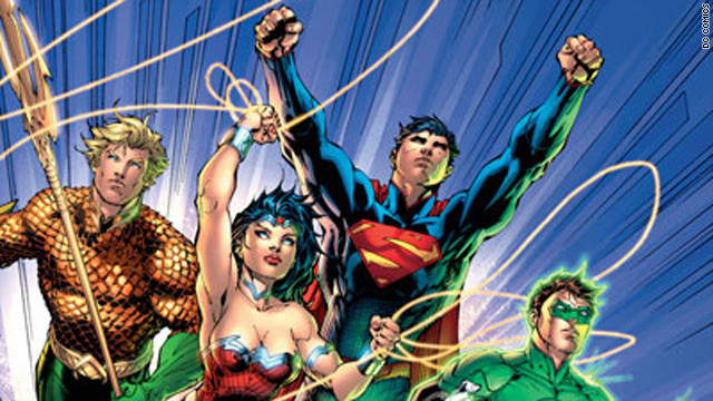 "In 2011, DC Comics went forward with one of the most risky moves in comic book history. Every book was <a href='http://articles.cnn.com/2011-06-02/entertainment/dc.renumbering_1_comic-book-dc-universe-renumbered?_s=PM:SHOWBIZ'>renumbered to #1</a>, and many of the iconic characters were completely rebooted, with new costumes, revamped origins and more. ""Justice League"" #1 launched the ""New 52,"" and it was the year's top-selling comic."