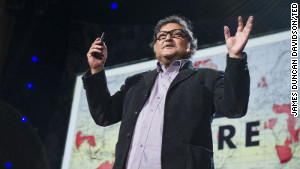 Newcastle University professor Sugata Mitra won the 2013 TED Prize for his experiments in self-organized learning.