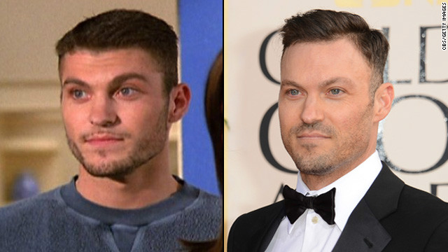 "Since playing David Silver, Brian Austin Green has had roles on series such as ""Smallville,"" ""Desperate Housewives"" and ""Happy Endings."" He starred in TBS' ""Wedding Band"" and is raising two boys with wife Megan Fox.<!-- --> </br><a href='http://www.cnn.com/specials/showbiz/then-and-now/index.html' target='_blank'>Complete coverage: Where are they now</a>"