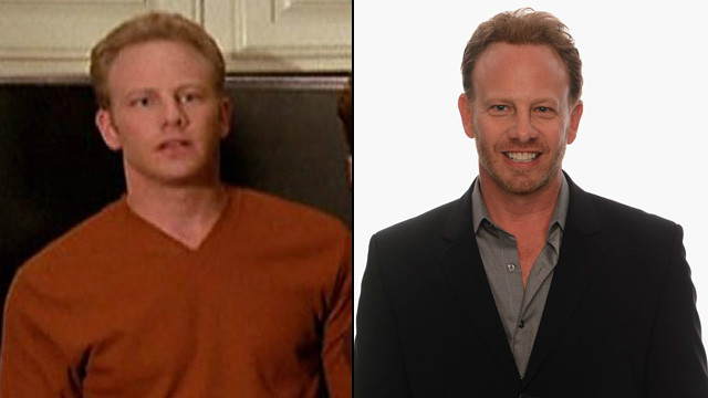 "Ian Ziering has appeared in a few TV series and movies since playing Steve Sanders, most notably of late the cult hit ""Sharknado"" and ""Sharknado 2"" on SyFy. In 2007, he competed on ABC's ""Dancing With the Stars,"" and in 2012, he had a minor role in Adam Sandler's ""That's My Boy."" When not fighting off sharks on TV, <a href='http://www.justjared.com/2014/06/16/ian-ziering-goes-shirtless-at-50-for-chippendales-return/' target='_blank'>Ziering can sometimes be found working as a Chippendales guest host. </a>"