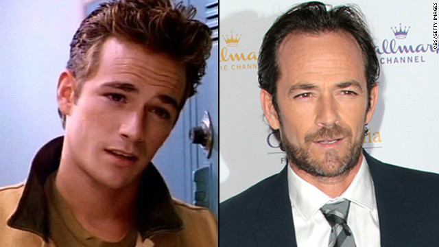 "Luke Perry has had a resurgence on TV in the past few years, guest-starring on series such as ""Body of Proof,"" ""Raising Hope"" and<a href='http://marquee.blogs.cnn.com/2013/02/22/community-four-cool-cool-cool-moments/'> ""Community."" </a>According to his IMDB page, he has a slew of projects in the works, including ""Dragon Warriors"" and ""A Fine Step,"" and most recently appeared on TNT's ""Major Crimes."""