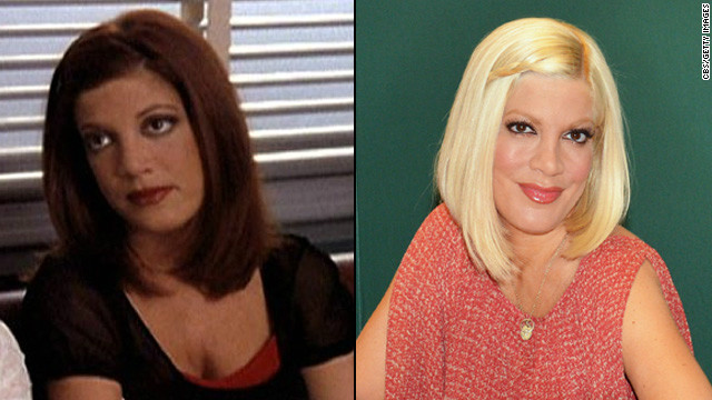 "Tori Spelling has made a name for herself as a reality TV star since her days on ""Beverly Hills, 90210."" The mom of four and husband Dean McDermott have starred on programs such as ""Tori & Dean: Storibook Weddings"" and ""Tori & Dean: Inn Love."" She also briefly hosted TLC's ""Craft Wars."" Spelling reprised her role as Donna Martin during two 2009 episodes of ""90210."" <!-- --> </br><a href='http://www.cnn.com/specials/showbiz/then-and-now/index.html' target='_blank'>Complete coverage: Where are they now</a>"