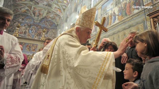 Juegos de azar con Dios: Hacen apuestas por el próximo Papa