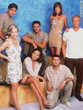 "The cast of ""Beverly Hills, 90210"" ruled the 1990s."