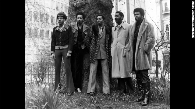 <a href='http://www.cnn.com/2013/02/27/showbiz/temptations-singer-dead/index.html' target='_blank'>Richard Street</a>, former member of the Temptations, died at age 70 on February 27. Street, second from the left, poses for a portrait with fellow members of the Temptations circa 1973.