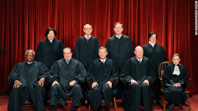Photos: Today's Supreme Court