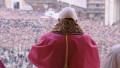 Pope Benedict's hardly quiet retirement