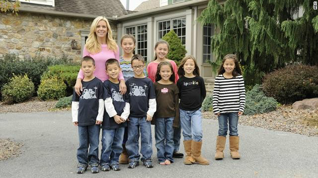 Kate Gosselin brings in record &#039;Wife Swap&#039; ratings