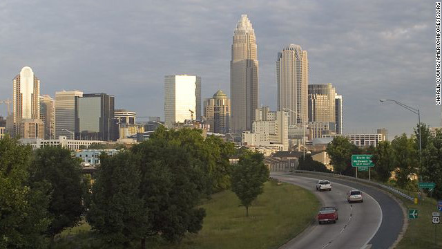 Charlotte's urban forest stands tall thanks to comprehensive management plans and tree ordinances designed to protect public and private trees. Thanks to the city's attention, Mecklenburg County, centered by Charlotte, was awarded the <a href='http://www.nrpa.org/goldmedal/' target='_blank'>National Gold Medal Award</a> in 2012 by the National Recreation and Park Association.