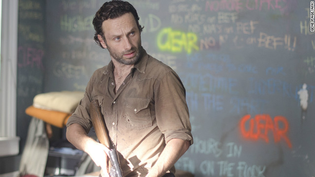 'The Walking Dead' gets a new boss