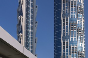 El hotel más alto del mundo