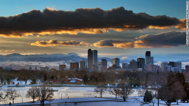 Like Austin, Denver gets<a href='http://www.metrodenver.org/living-here/climate' target='_blank'> 300 days of sunshine</a> a year, but nowhere near as much rain. Yet even in these harsh conditions, the Denver Botanic Gardens contains more than 32,000 species of plants, and the City Park Arboretum contains more than 3,000 trees. Denver also requires developers to diversify tree species during landscaping and the city keeps records of the age distribution of the canopy and enforces tree ordinances. Denver estimates that $18 million in net income is from tourists visiting their park system.