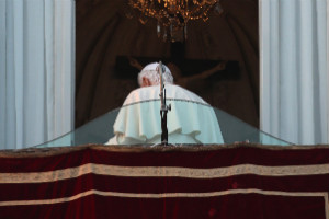 Último día de Benedicto XVI como papa
