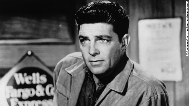 Cowboy actor Dale Robertson dead at 89