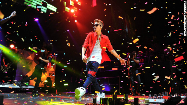 "On March 1, Bieber turned 19 and has just one more year to claim the ""teen"" in his pop star title."