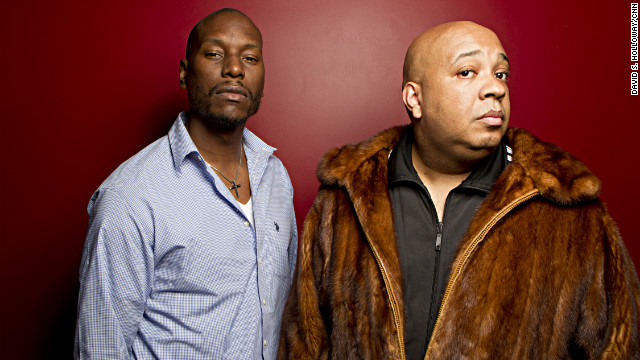 CNN Profiles: 'Manology' with Rev Run and Tyrese