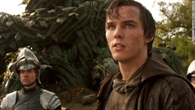 Nicholas Hoult stars as Jack in the film