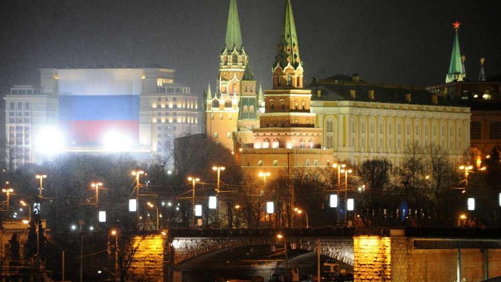 No. 1: Moscú