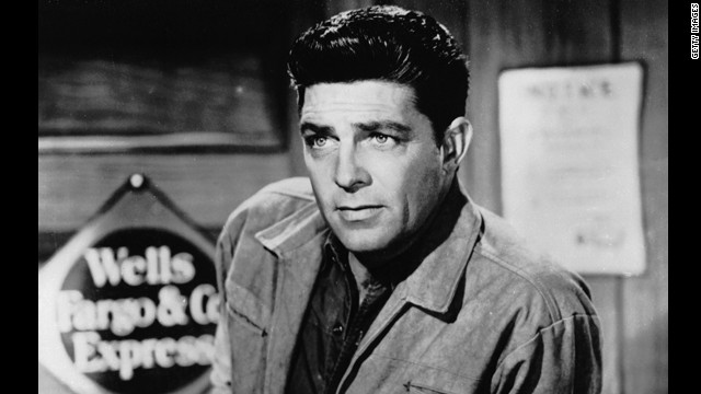 Actor <a href='http://www.cnn.com/2013/02/28/showbiz/dale-robertson-obit/index.html'>Dale Robertson</a>, who was popular for his western TV shows and movies, died at age 89 on Thursday, February 28.