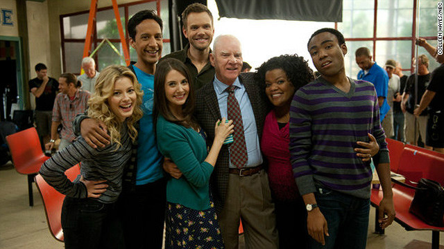 'Community' stars on what to expect next