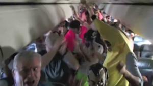 """El """"Harlem Shake"""" a 10.000 metros de altura preocupa al gobierno de EE.UU."""