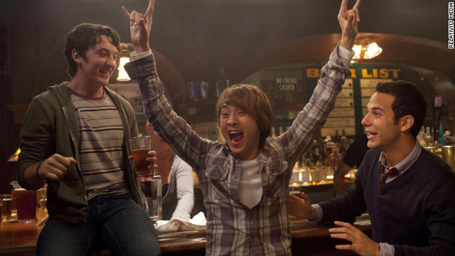 &quot;21 and Over&quot; is the latest movie about wild and crazy college students to hit theaters. &quot;Animal House,&quot; &quot;Old School&quot; and others give the new comedy big shoes to fill. Re-live your college days with these hilarious flicks: