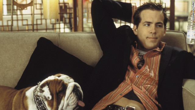 """National Lampoon's Van Wilder"" introduced us to Ryan Reynolds. His character, Van, a longtime college student, is forced to clean up his act after his father (played by ""Animal House's"" Tim Matheson) informs him that he'll no long be paying his tuition."