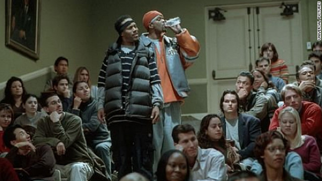 Thanks to the magical marijuana they smoke before the THC exam (a play on the SATs and one of the chemicals in marijuana), Silas (Method Man) and Jamal (Redman) get into Harvard. Staying there, however, isn't so simple.