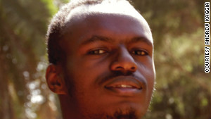 Andrew Kaggia, animator.