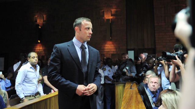 Oscar Pistorius no vuelve a entrenar