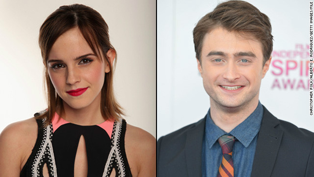 &#039;Potter&#039; stars circle new roles