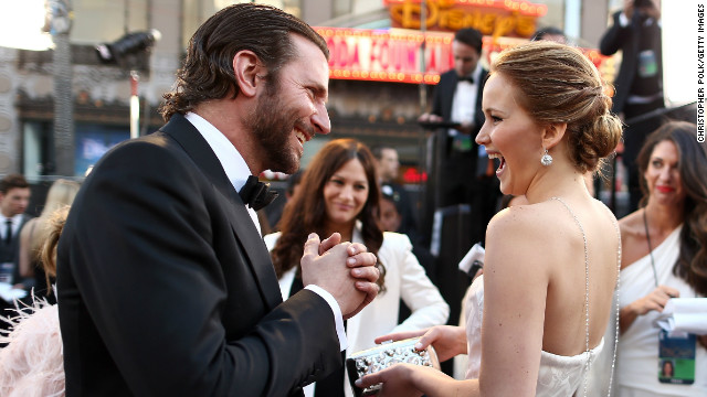 Jennifer Lawrence, Oscar-winning matchmaker