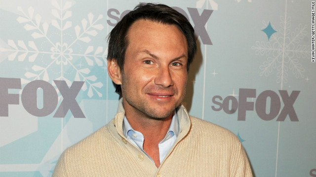 Christian Slater's engaged