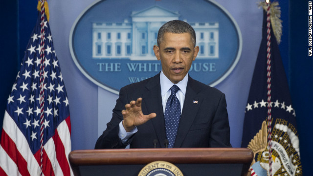 Obama on same-sex marriage: everyone is equal