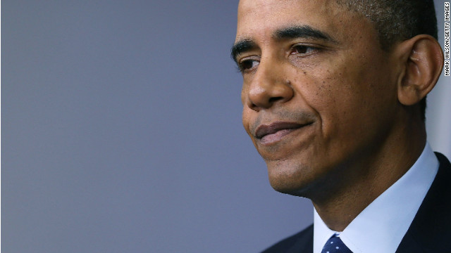 Obama reflects on absent father in weekly address