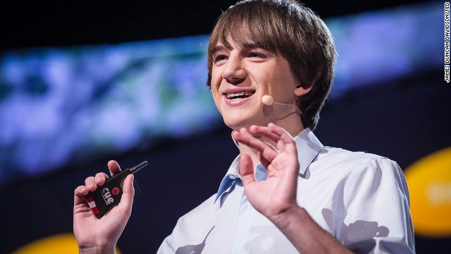 When he was 15, <strong>Jack Andraka</strong>'s low-cost test for pancreatic cancer won him the 2012 Intel International Science and Engineering Fair's top prize.