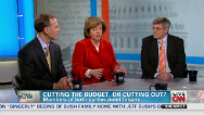 Economists weigh effects of spending cuts