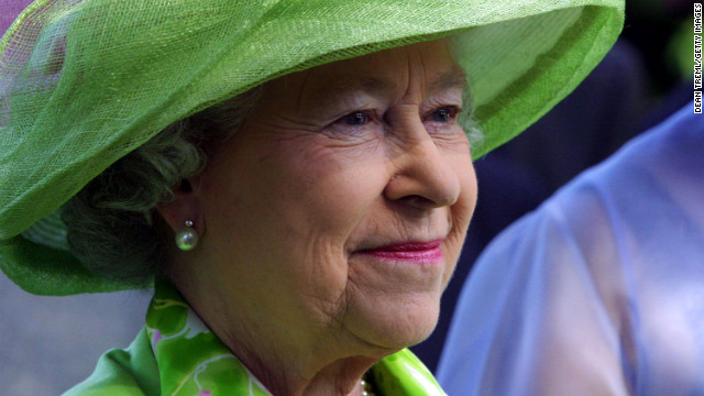 Queen Elizabeth II, now 86, has held her throne since the age of 25. Pictured, Elizabeth arrives at a garden reception at Government House in Auckland, New Zealand, in February 2002.