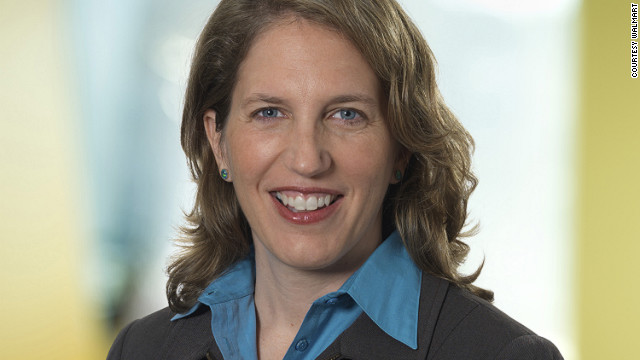 Walmart's Burwell tapped as budget director