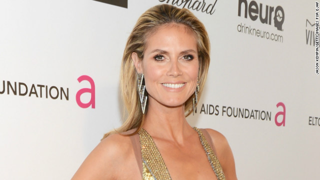 Heidi Klum joins 'America's Got Talent'